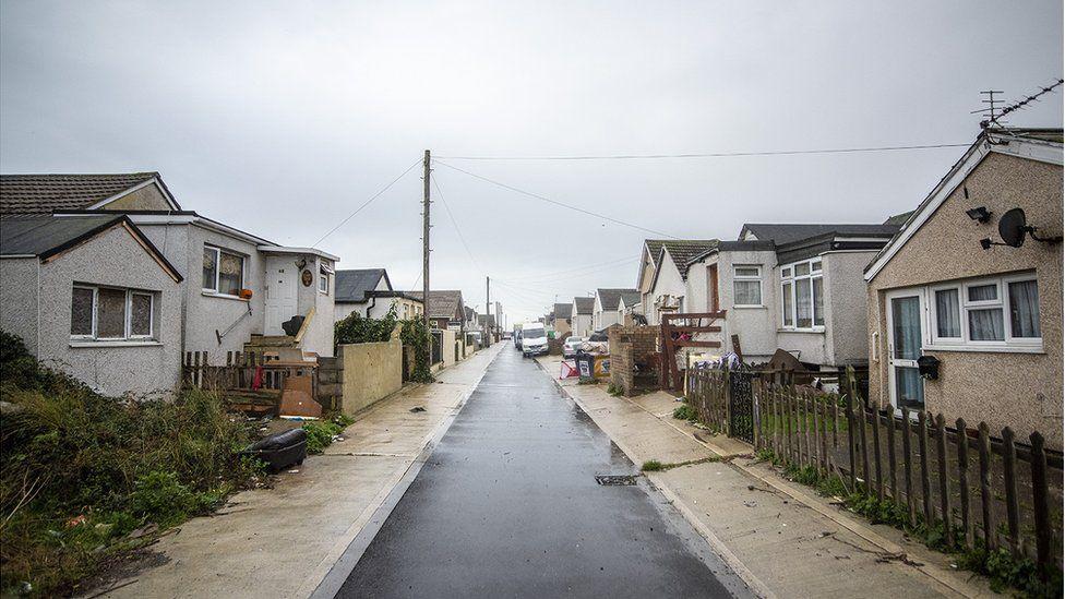 Humber Lane, Jaywick