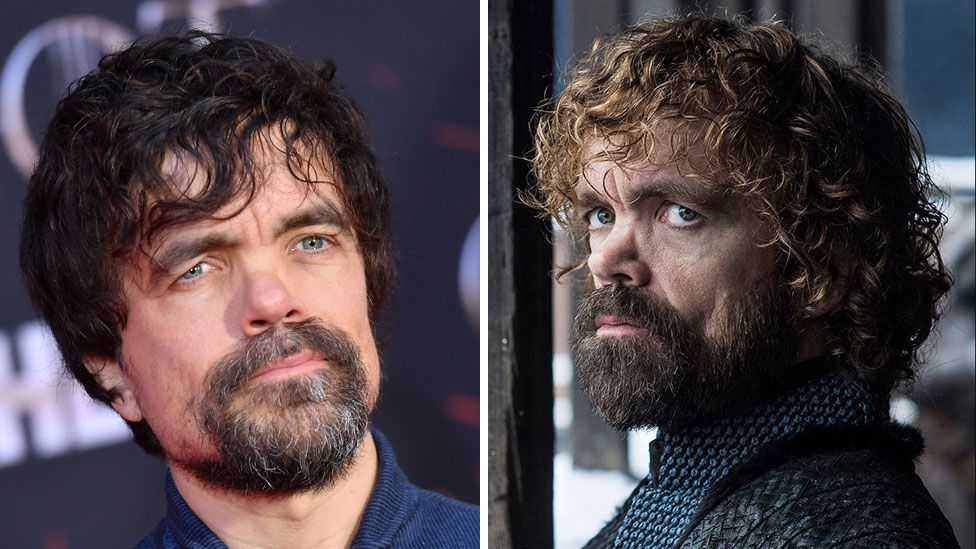 Peter Dinklage and Tyrion Lannister
