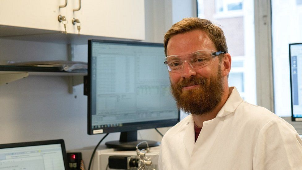 Erwin Reisner, professor of energy and sustainability at Cambridge University