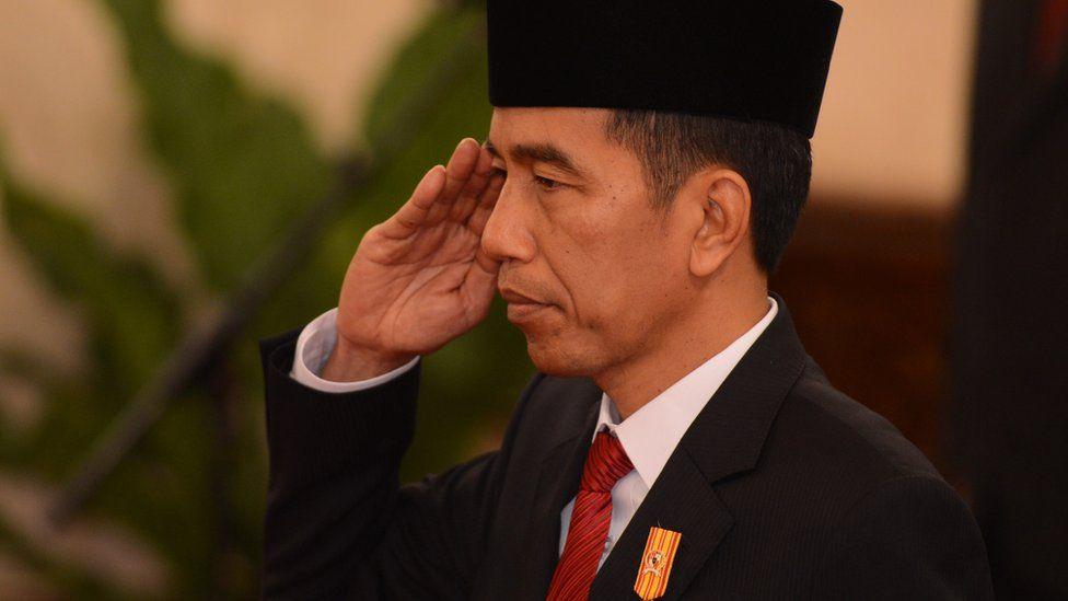 Indonesian President: Joko Widodo