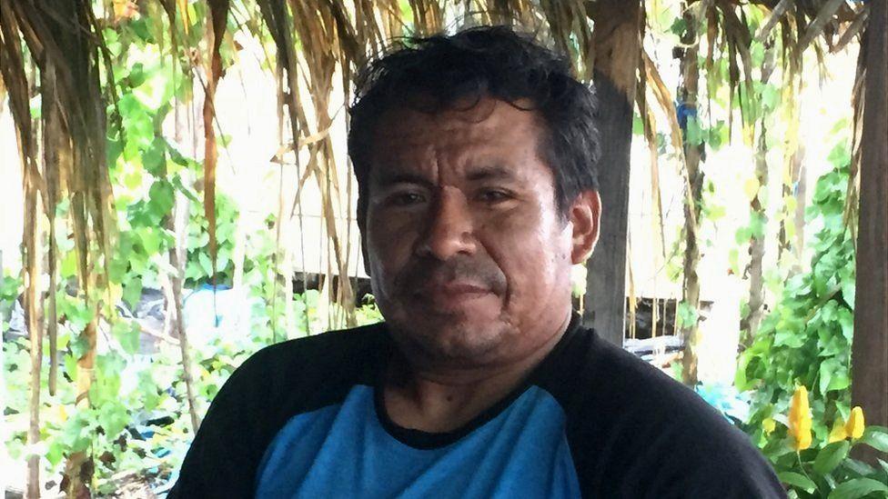 Raúl Andrés Condori Ypanki