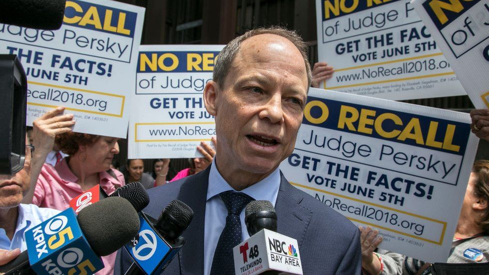 Aaron Persky: Brock Turner judge fired from coaching girls