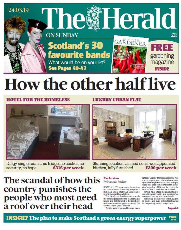 The Herald on Sunday