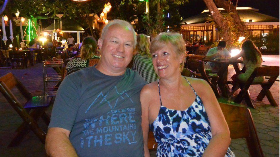 Steve and Karen Lyons
