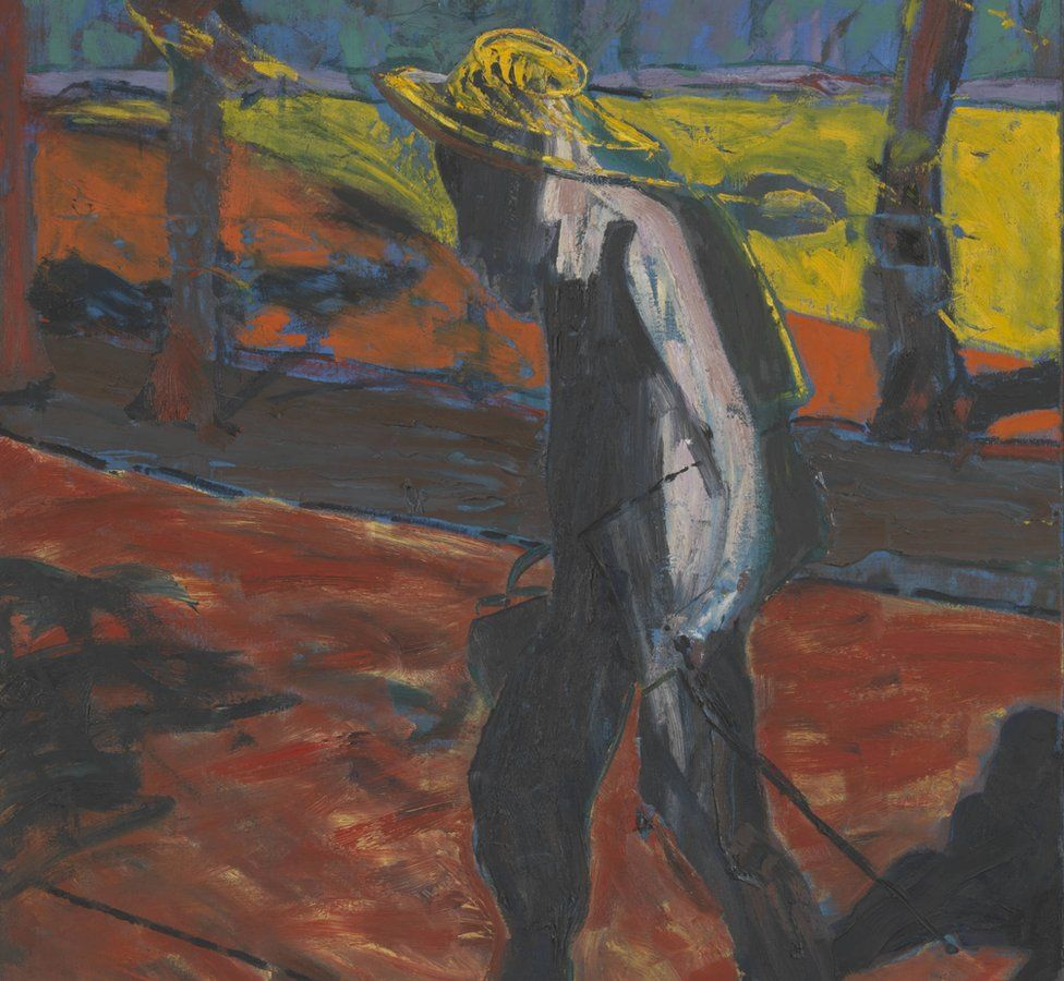 Francis Bacon's Studies for a Portrait of Van Gogh
