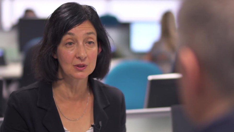 Thea Stein, chief executive of Leeds Community Healthcare