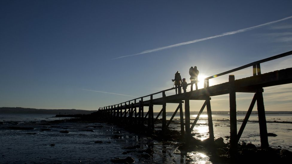 Culross Pier