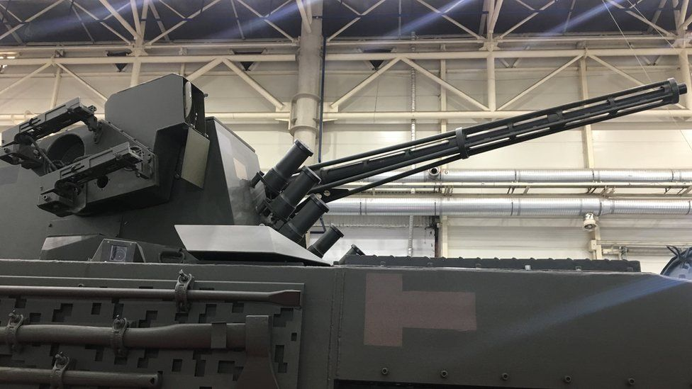 бойовий модуль