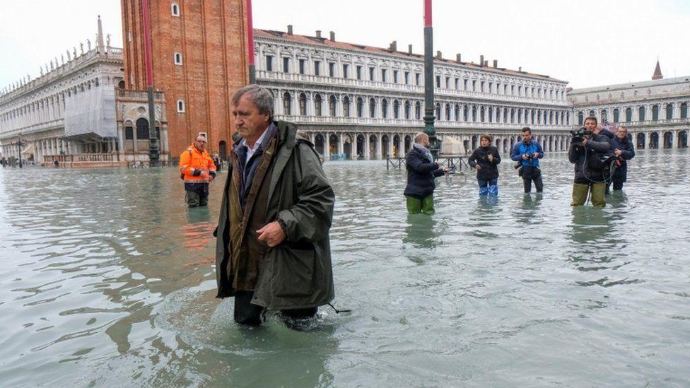 "Картинки по запросу ""наводнение венеция"""""