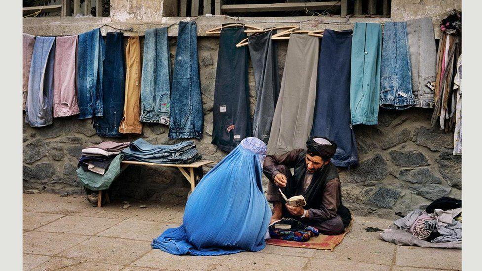 Кабул, Афганістан, 2002