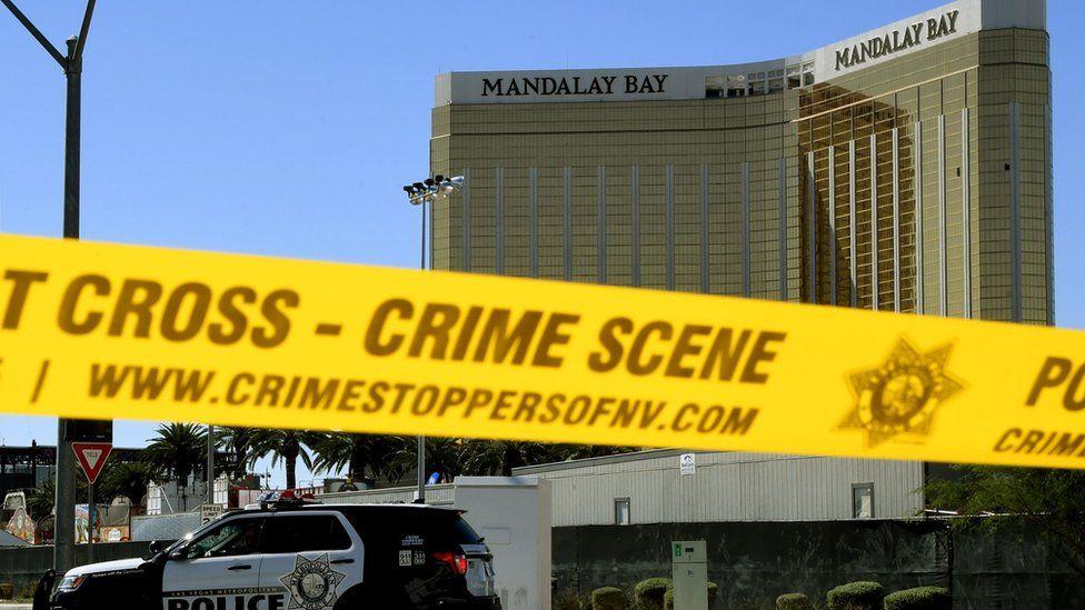 Las Vegas shootings: Is the gunman a terrorist? - BBC News