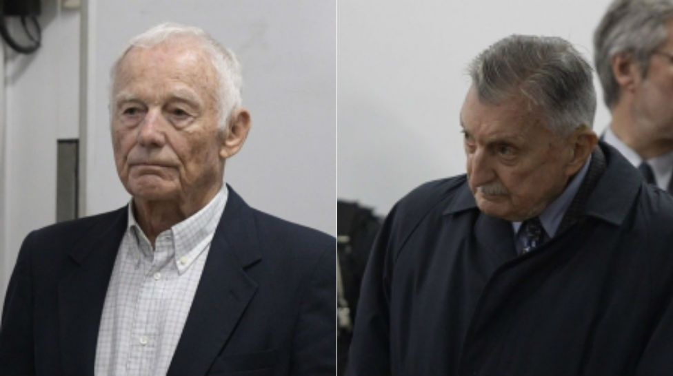 Argentina Dirty War: Two former Ford executives jailed