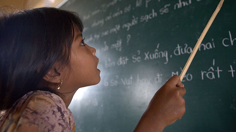 Learning in Laos