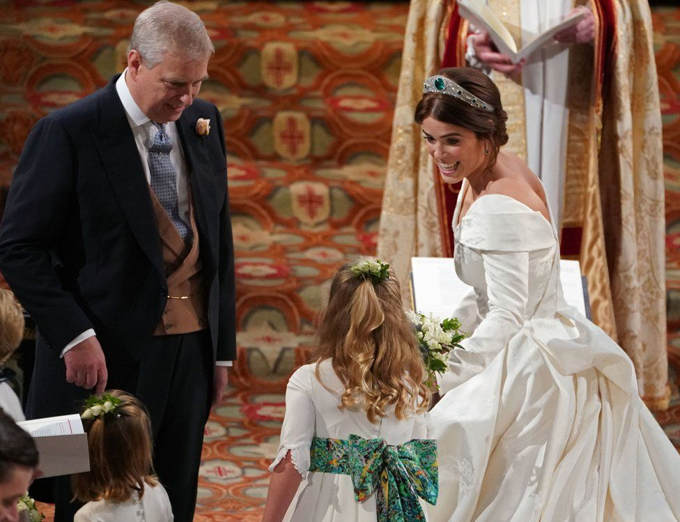 princess beatrice of york wedding dress