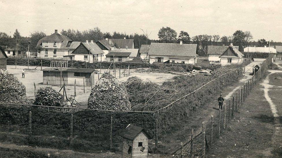 View of Sobibor