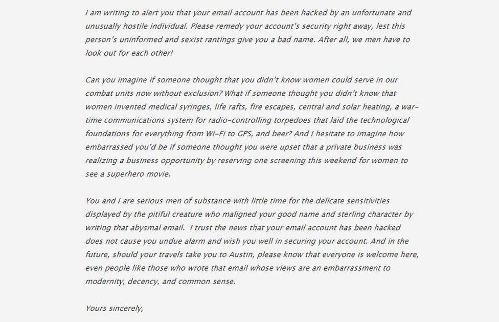 Essay on decency