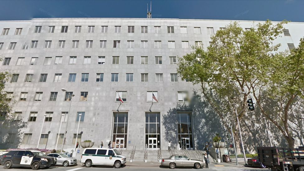 San Francisco hall of justice