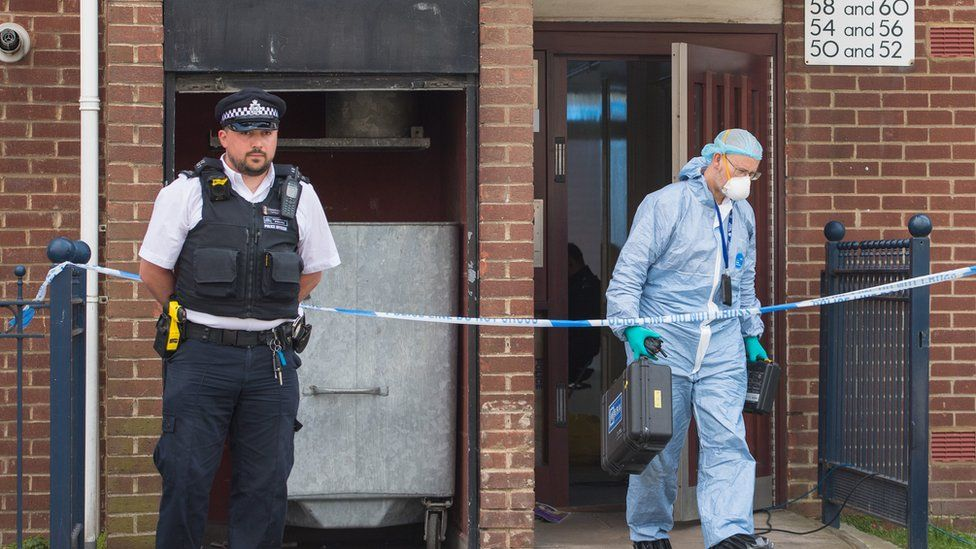 Canning Town freezer bodies: Man charged with preventing burials