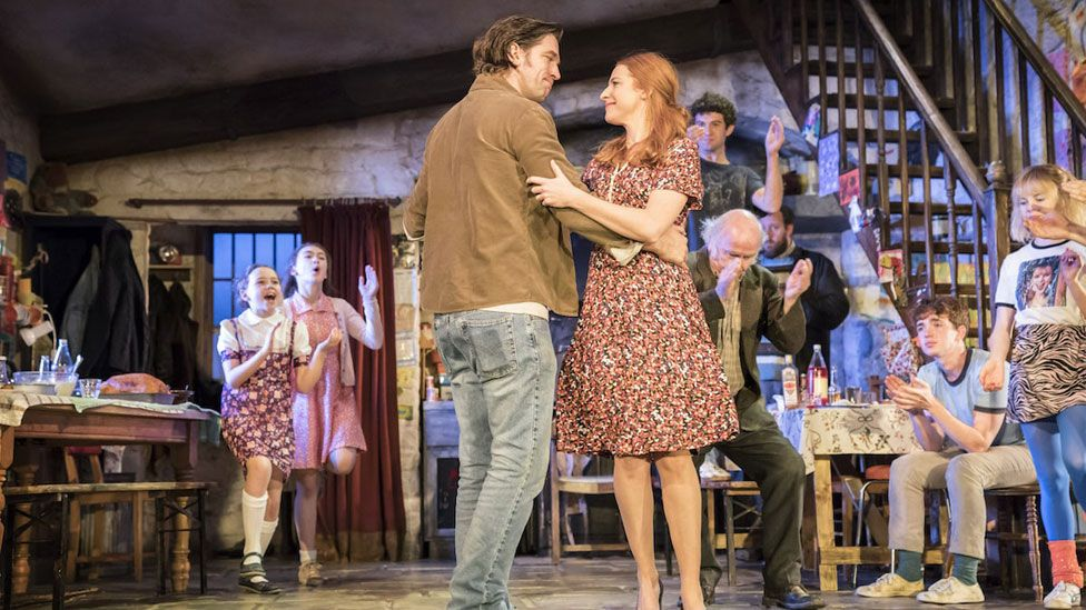 A scene from The Ferryman