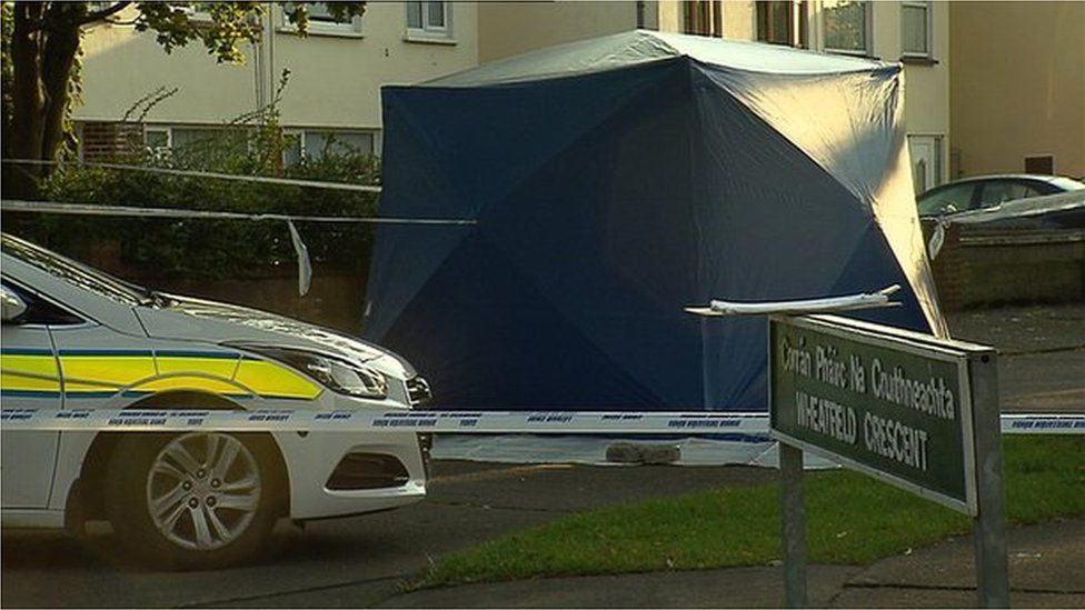 Scene of crime tent