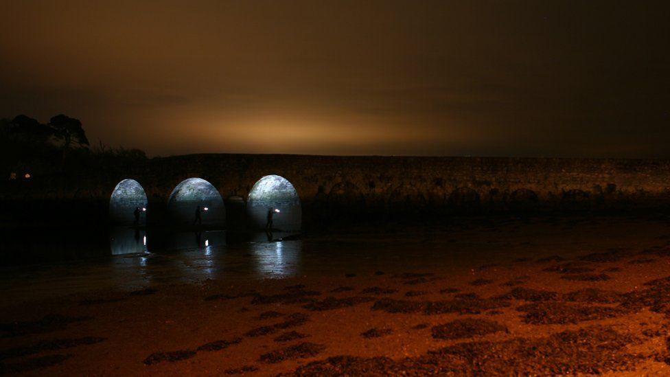 Belvelly Bridge in Cobh