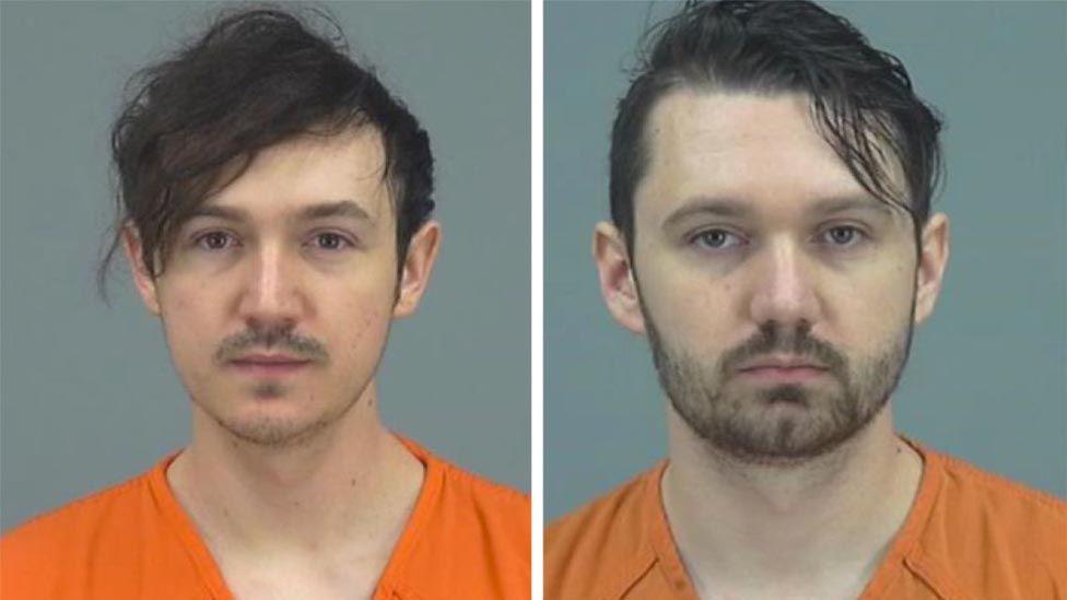 Logan Hackney (left) and Ryan Hackney