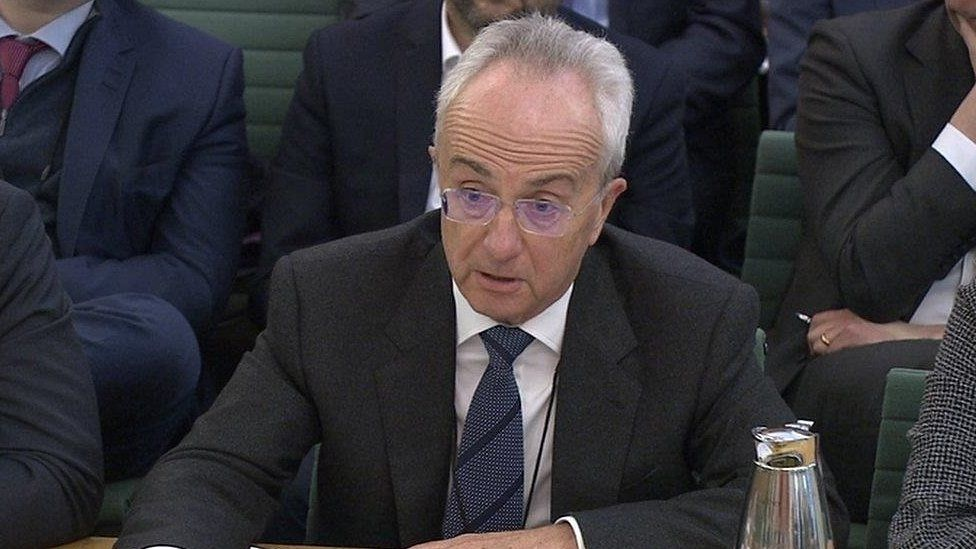 Philip Green, Former Carillion chairman