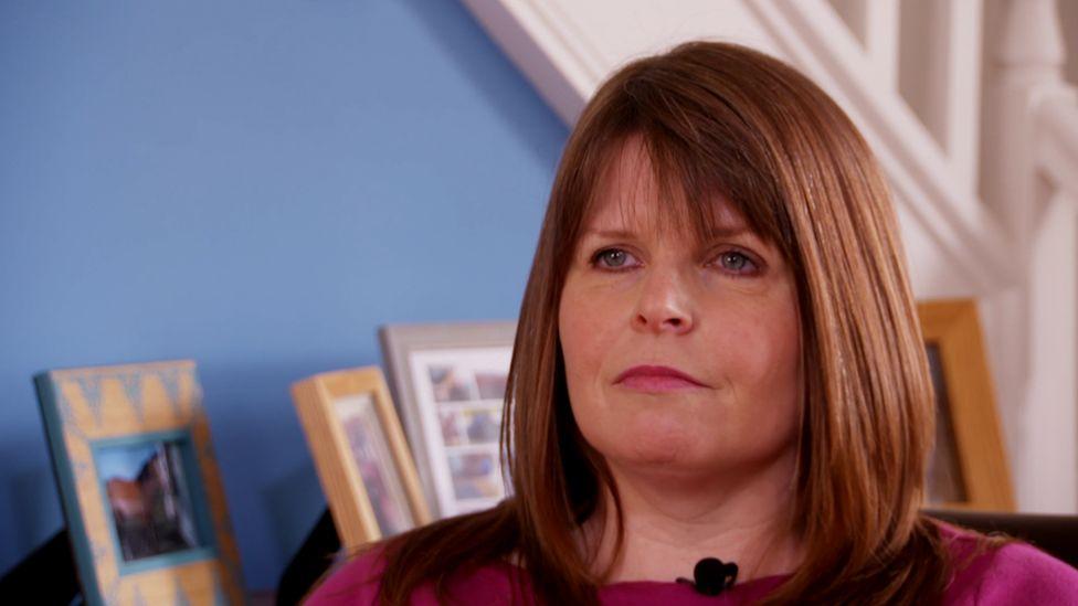 Neonatal nurse Sharon Johnstone