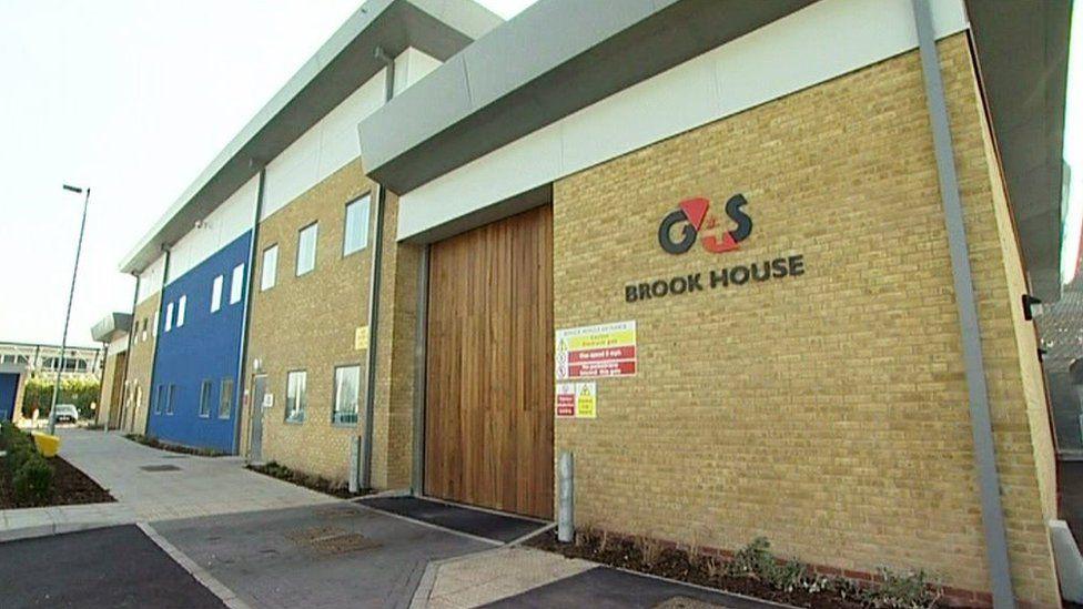 Brook House