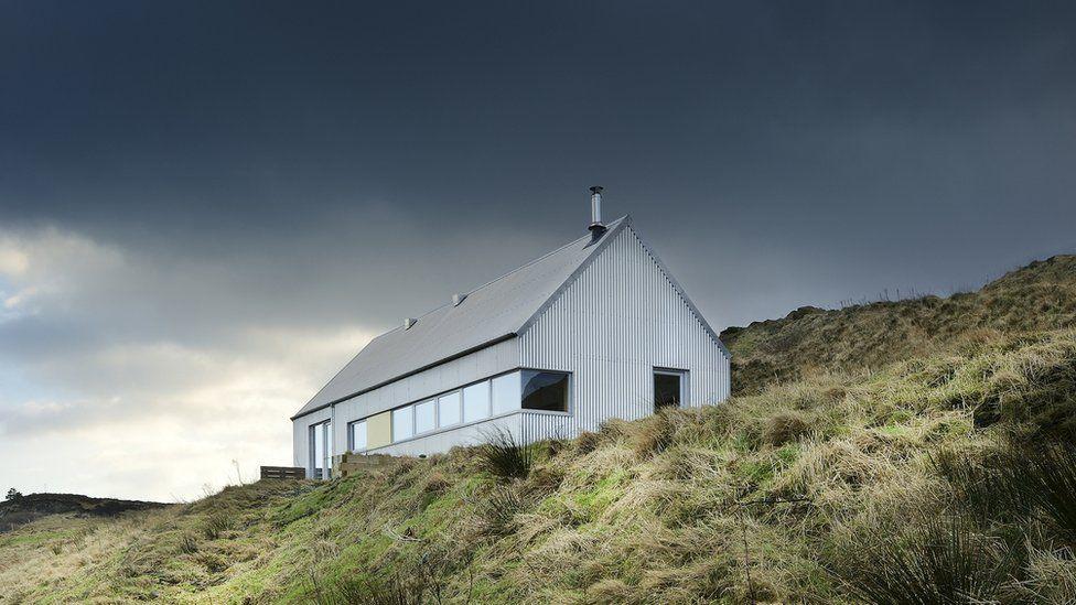Tinhouse, Isle of Skye (contract value: £110k)