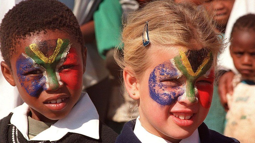 South Africa's 'toxic' race relations
