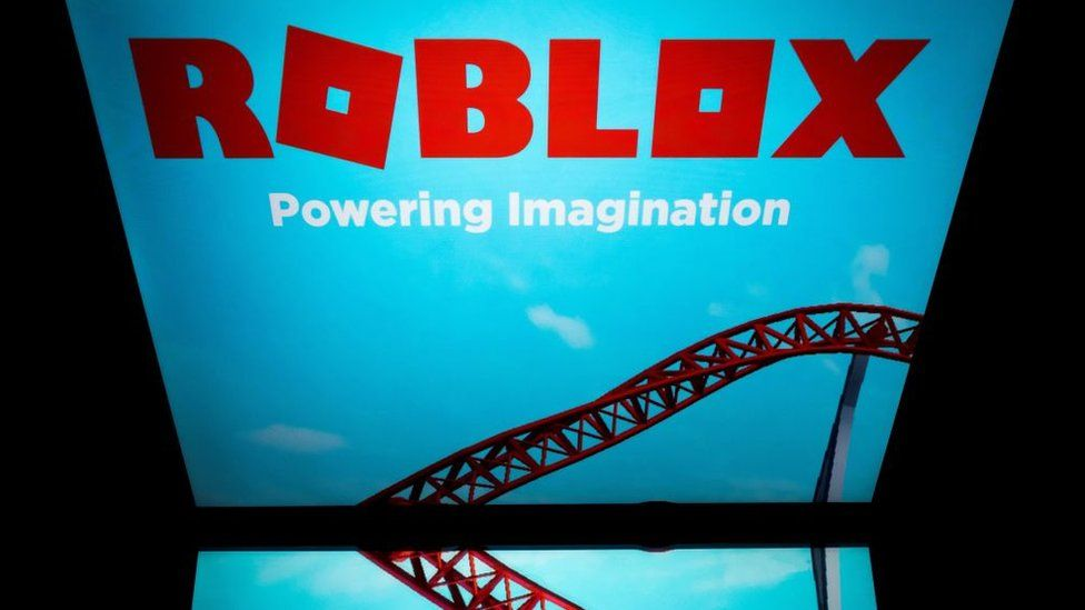 Roblox screen