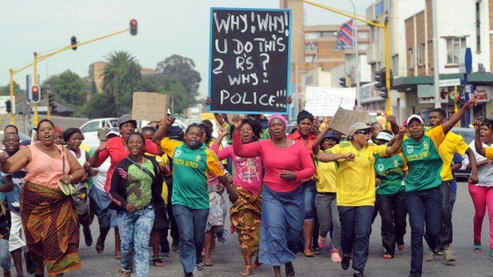"""""""Condamnation exemplaire"""" de policiers au Mozambique"""