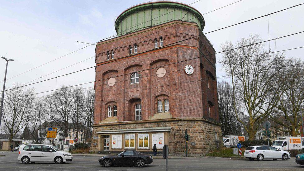 Essener Tafel's centre