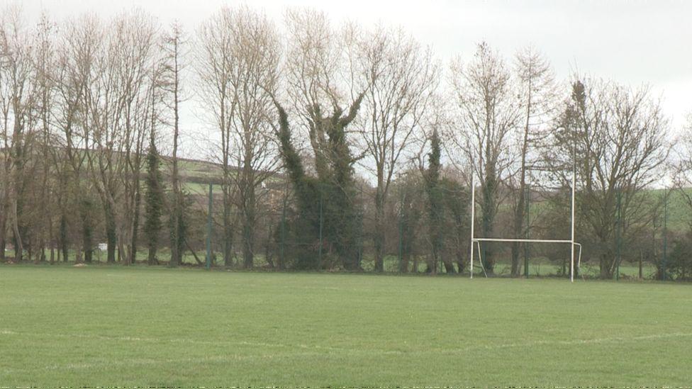 Mitchels' new home at Derryleckagh