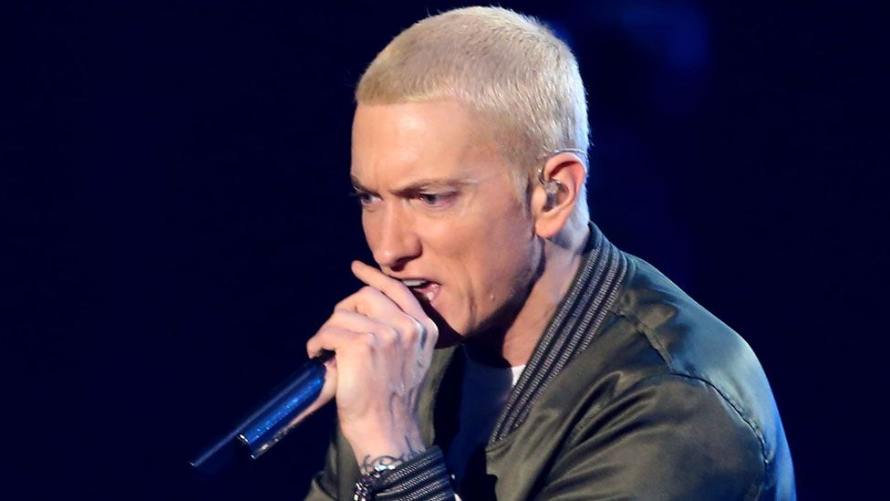 Eminem lyrics: Rapper says album was 'not made for the squeamish'