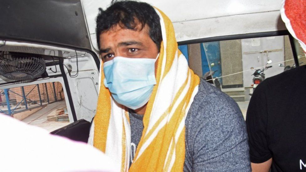 Sushil Kumar, an Olympic silver medallist, allegedly went on the run after Sagar Dhankhar was killed