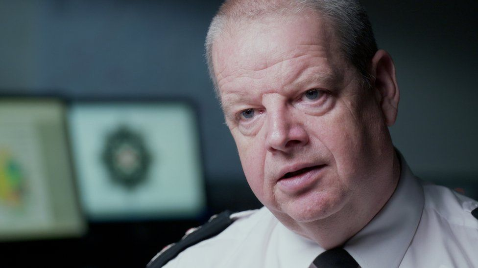 Chief Constable Simon Byrne