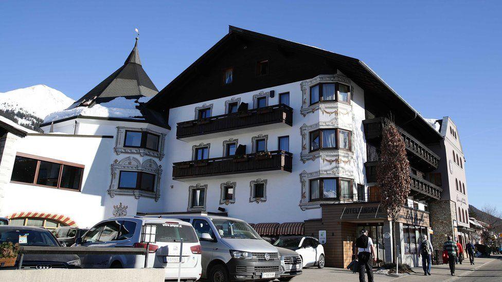 Hotel Bergland, Seefeld