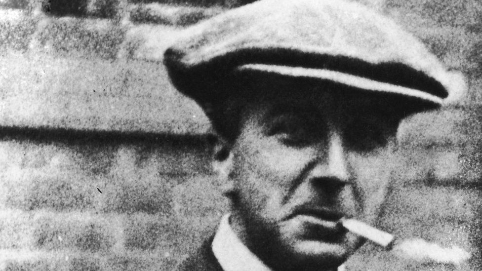 Former soldier Ronald Light, who in 1920 was tried for the murder of factory girl Bella Wright in Leicestershire. He was defended by Sir Edward Marshall Hall and found not guilty