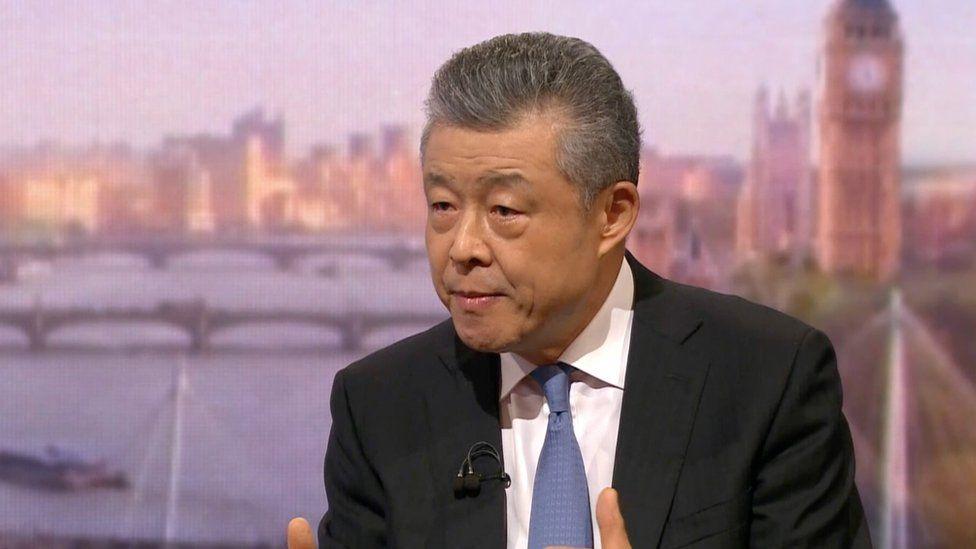 Liu Xiaoming on the BBC