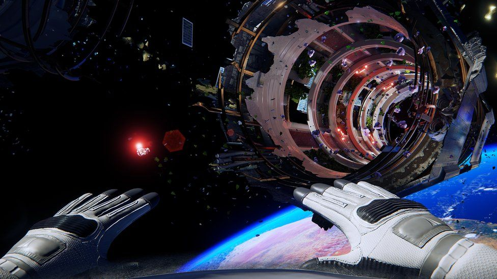Adr1ft puts the player in challenging space-based scenarios
