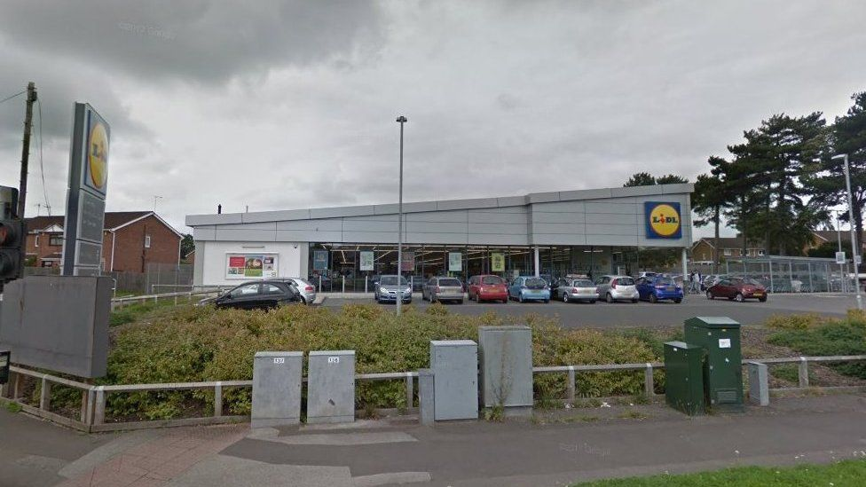 Lidl in Arnold
