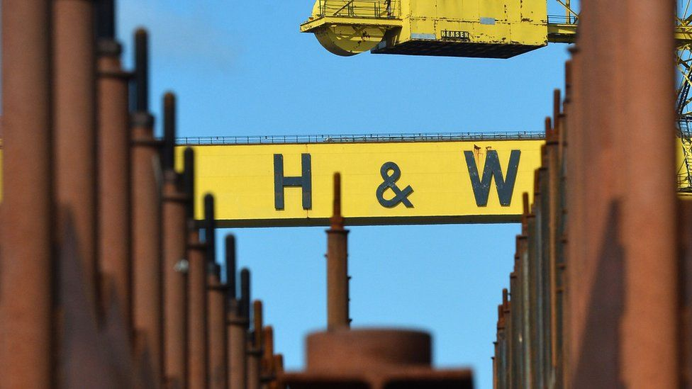 InfraStrata: Harland and Wolff's new owner