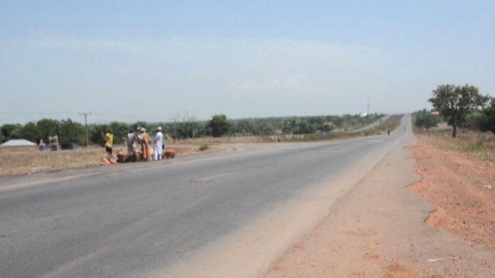 Kaduna road