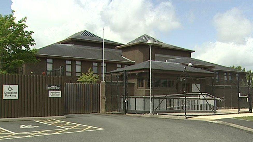 Craigavon Magistrates' Court
