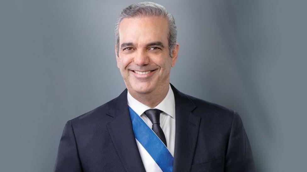 Dominican Republic President Luis Abinader