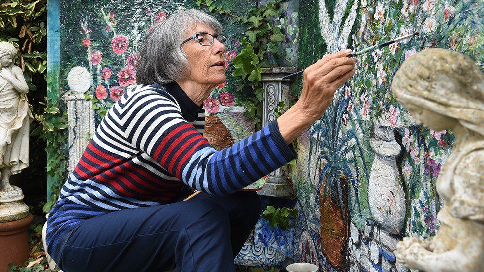Dawn Platt, 81