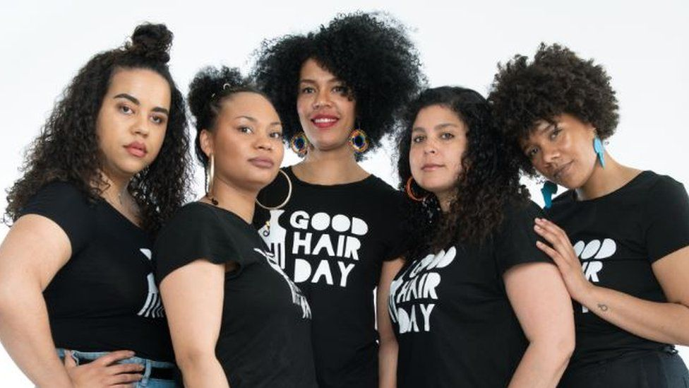 Afro hair: How black Finns are taking on racism