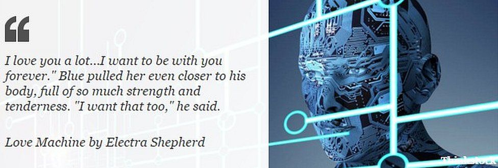 Excerpt from Love Machine